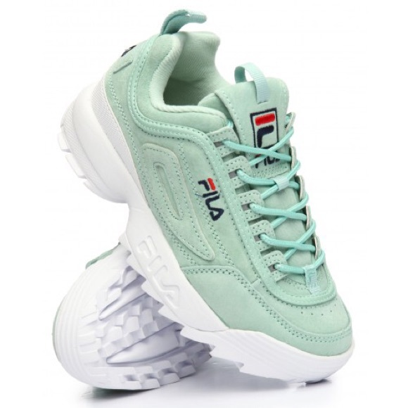 Fila Shoes | Fila Disruptor Ii Mint